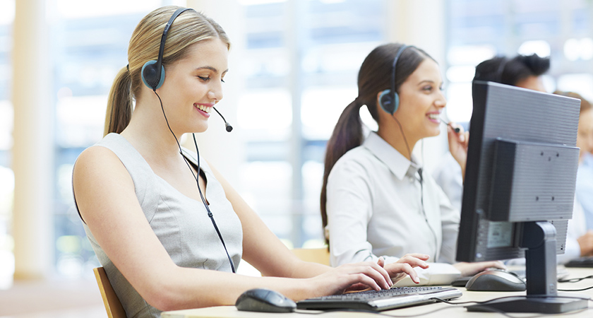 Call centre system software